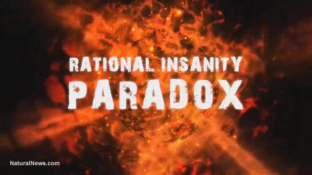 Rational Insanity Paradox