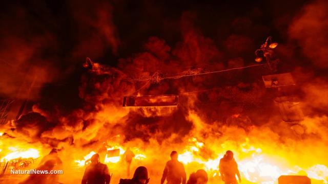 Leftist uprising