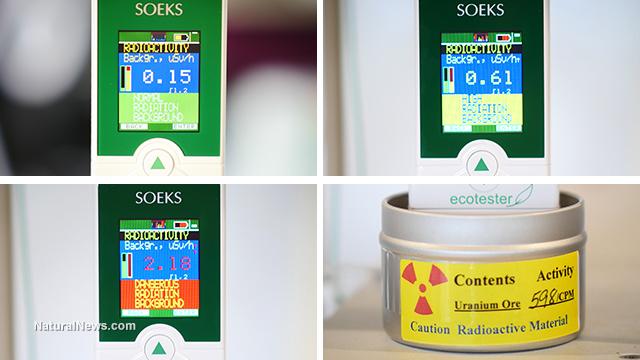 SOEKS radiation meter