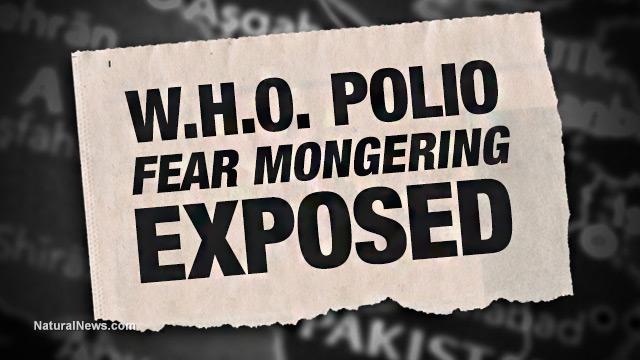 Polio pandemic