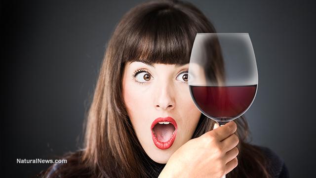 Arsenic in wine