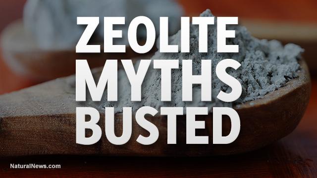Zeolite myths