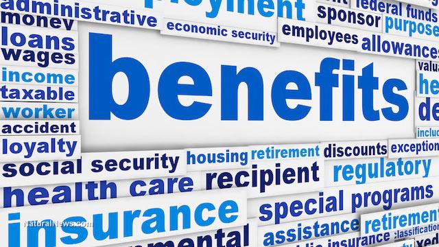 Taxpayer benefits