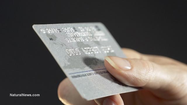 MasterCard tests ID card