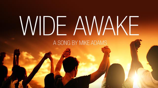 Wide Awake song
