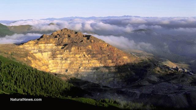 miniera a cielo aperto, l'inquinamento delle acque, Arizona