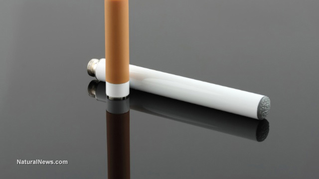Electronic cigarette thread types