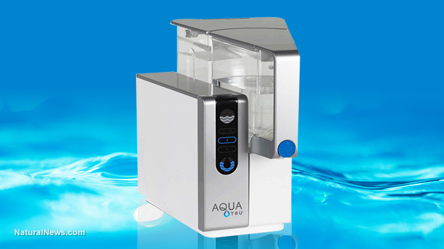 the amazing aqutru water filter version 20 is now in stock iu0027ve snagged 500 units for natural news readers at a deep discount - Water Filter
