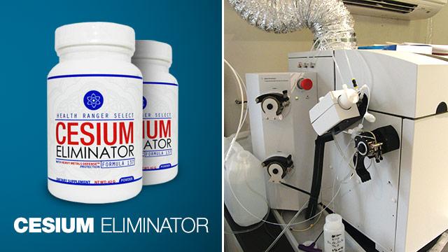 Cesium Eliminator