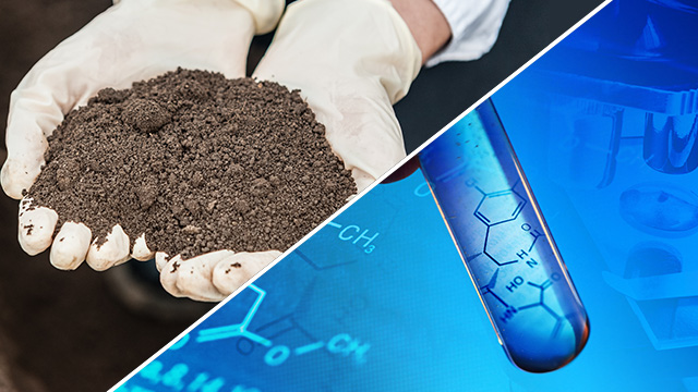 water testing lab,heavy metals,soils analysis