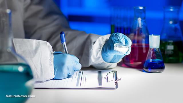 Big Pharma research fraud