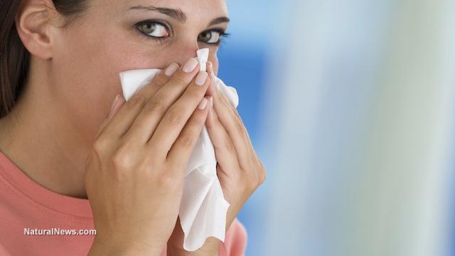 Sinus mucus