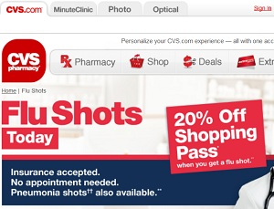 Are vaccines being aggressively pushed on you? CVS Pharmacies Caught Lying About Risks of High-Dose Flu Vaccines