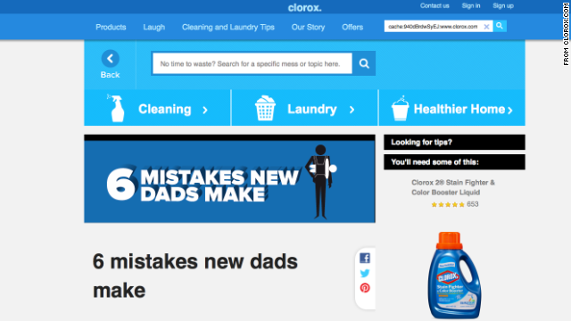 Clorox hate speech ad smears fathers as clueless dogs; boycott Burts Bees products Clorox bashes dads