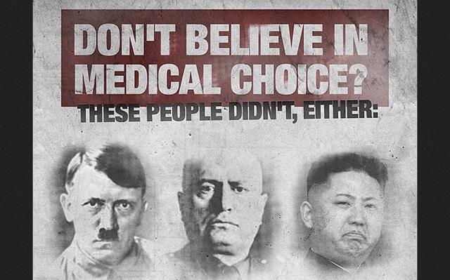 Medical police state