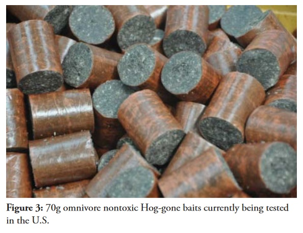 Sodium Nitrite Already Called A Vertebrate Pesticide In The Feral Swine