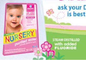 Nursery Water