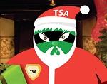 TSA Santa