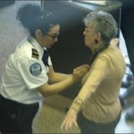 TSA pat-downs