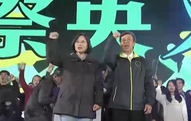 Taiwan elections