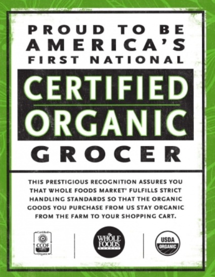 Whole Foods Market whistleblower says employees were deliberately trained to lie about GMOs   new Organic Spies video Whole Foods Certified Organc Grocer