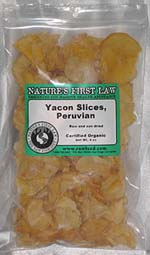 yacon tuber