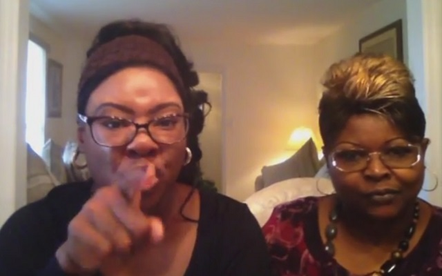 The most EPIC political rant EVER! Two African-American women go off on Fox News' Megyn Kelly for attacking Donald Trump