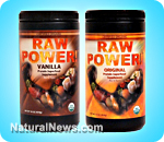 Raw Power Protein Superfood