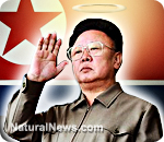 Kim Jong Il may be dead but his illustrious great spirit lives on in police state USA