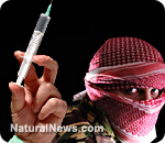 US government caught in fake vaccination program harvesting DNA from civilians to target terrorists Terrorists Vaccines