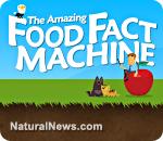 Amazing Food Fact Machine