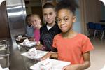 School cafeterias