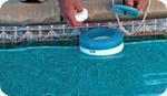 Chlorinated water