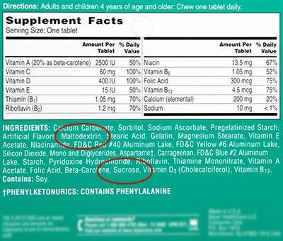 low t supplement