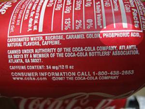 Phosphoric acid used in soda pop shown dissolving teeth in rare video Coca Cola Ingredients Phosphoric Acid 300