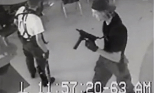 Sandy Hook AR 15 hoax? Still no school surveillance footage released Columbine Video Footage 2