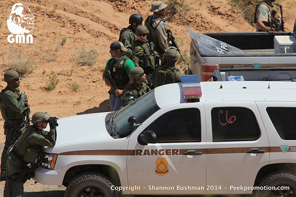 GMN-Photo-Bundy-Ranch-Standoff-7 Bundy Ranch standoff pictures the mainstream media doesn't ever want you to see