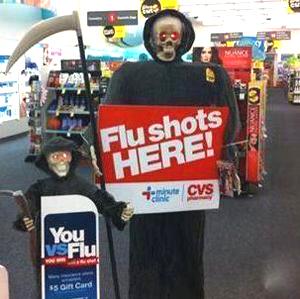flu shot propaganda photo contest!