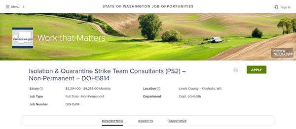 Gov. Inslee setting up Vaxxentration Camps in Washington state State-of-Washington-Job-Opportunities-Strike-Team-600