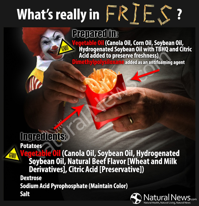What's Really in Fries?