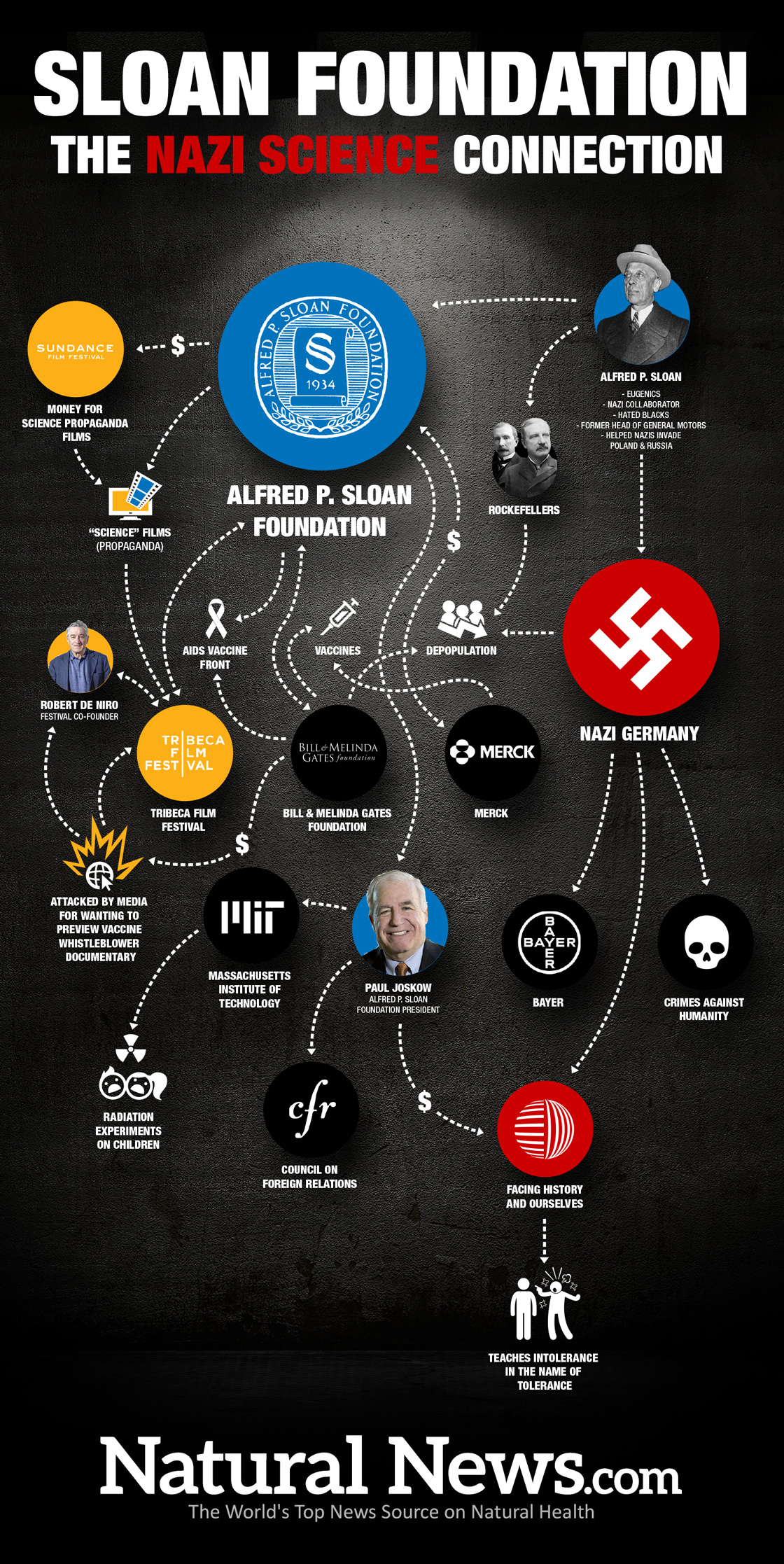 Sloan Foundation - The Nazi Science Connection