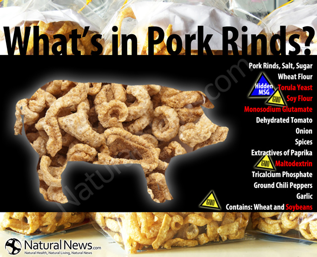 What's in Pork Rinds?