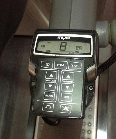 cardio music controller