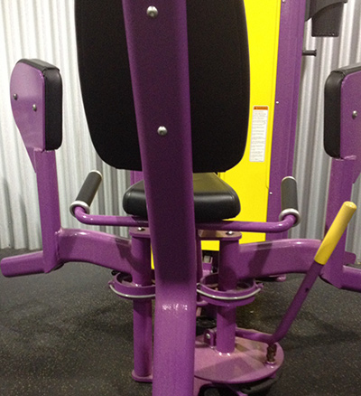 exercise weight machines