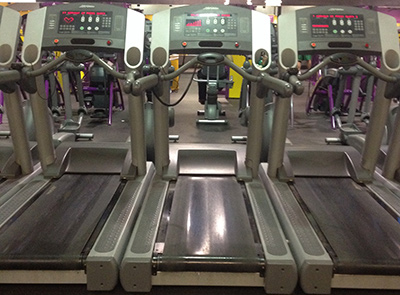 gym treadmill