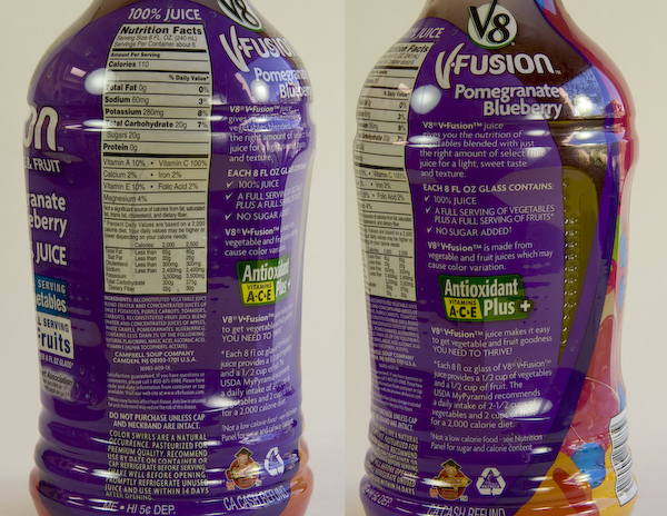 Pomegranate And Blueberry Juice Consumer Shopping Guide Page 24