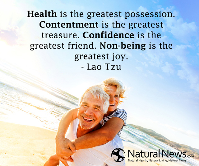 Health Is the Greatest Possession Lao Tzu