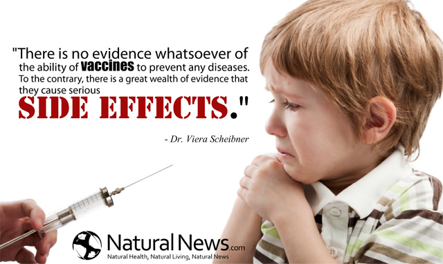 Is a great wealth of evidence that they cause serious side effects