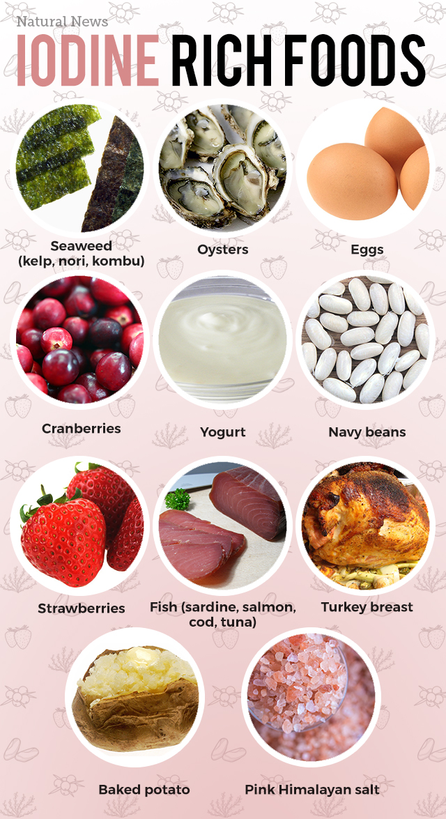 Where To Get Iodine In Food