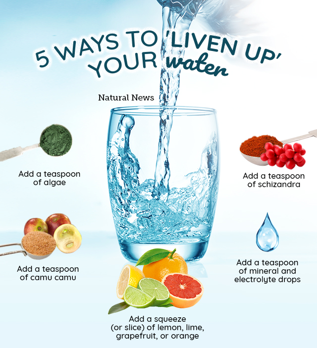 5-ways-to-liven-up-your-water-in-the-morning-feature 5 ways to 'liven up' your water in the morning Food & Wine Health Lifestyle [your]NEWS